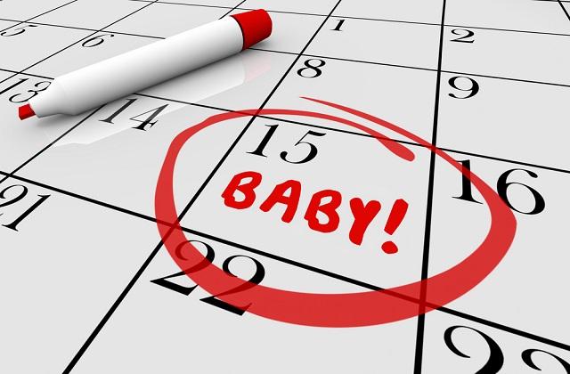 Pregnancy Due Date Calculation,EDD calculation