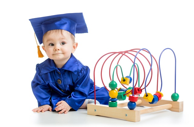 Early education of children 1 to 3 years old