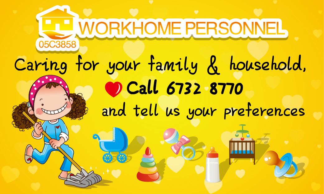 Recommended Maid Agencies in Singapore