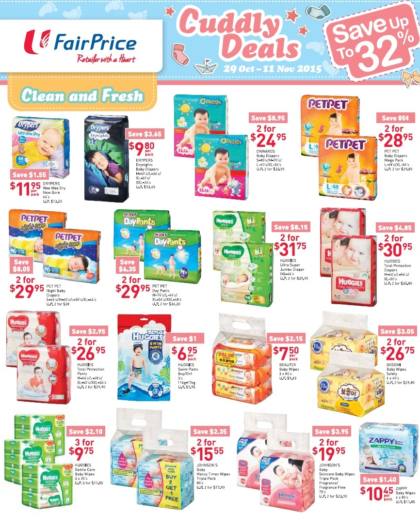 Diaper Promotion Singapore Pampers Huggies Merries Drypers Mamy Baby Diapers New Born 24 S Fairprice In Promotionhuggies Promotionmerries Promotiondrypers
