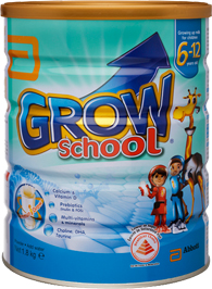 Grow School 6 Milk Powder At 54 9 Up 56 9
