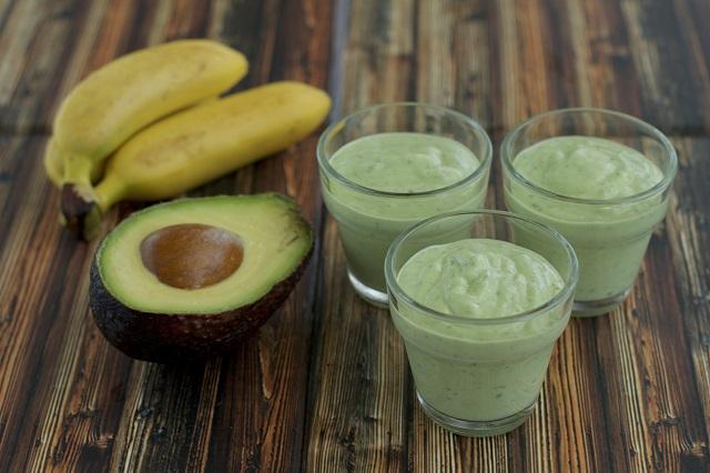 Baby Food Recipe Banana-Cado