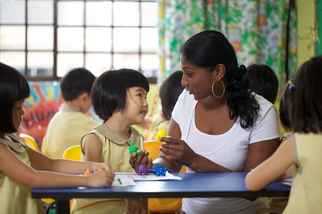 School Tour of Blossom Preschool