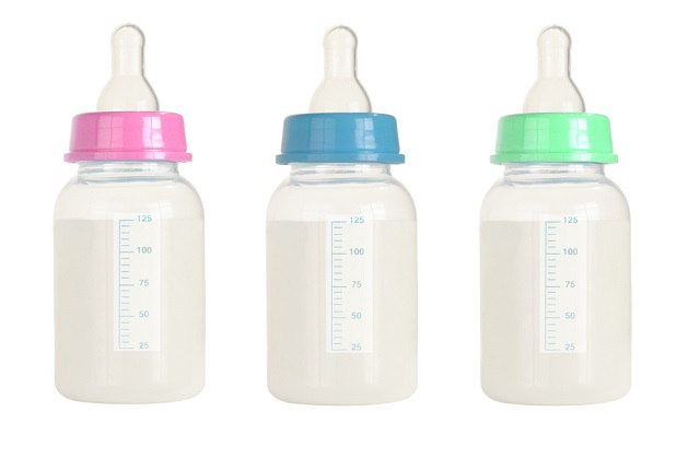What is BPA in the bottle and details of its harmful effect to children.