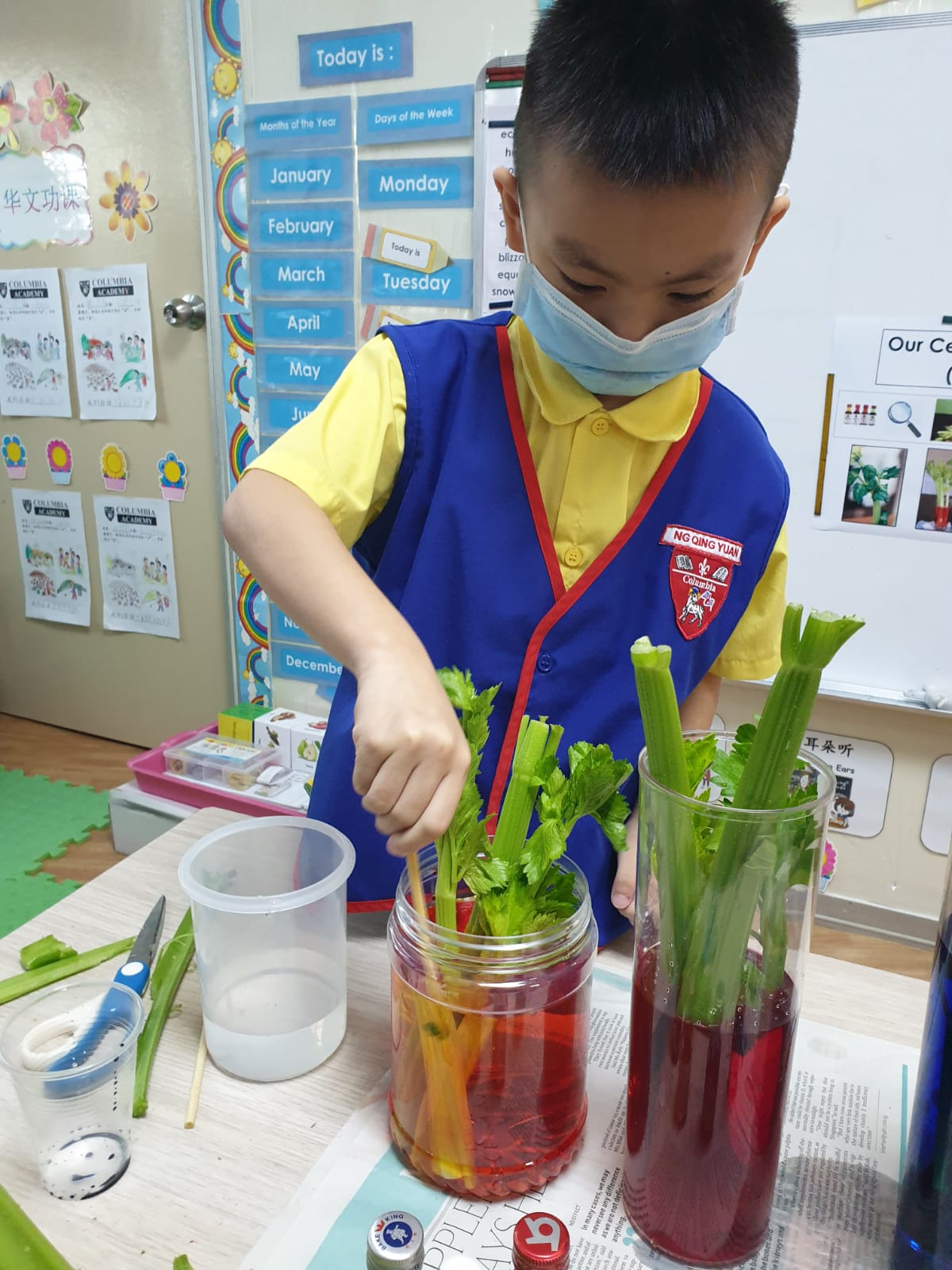 Columbia Preschool at Jurong East