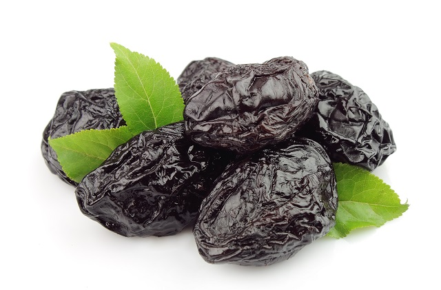 how to eat dried prunes