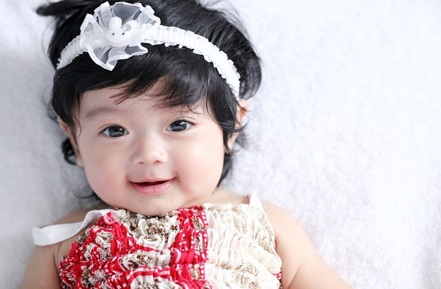 This article explains the growth of eight-month-old infants in their physical appearance and growth, speech and language development, movements or motor skills and emotional and social development.