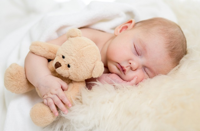 baby sleep, growth and health