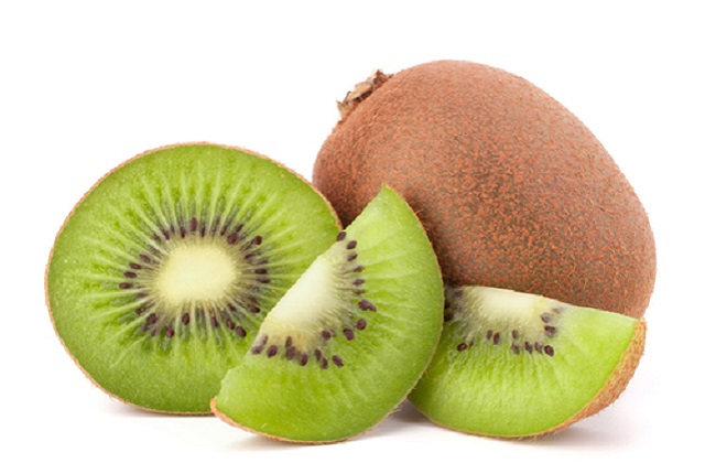 Kiwi fruit is good for fertility in men and women and can help to increase chance of conception