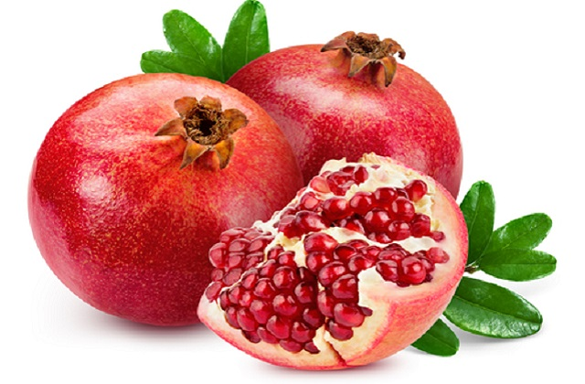 Pomegranate is good for fertility