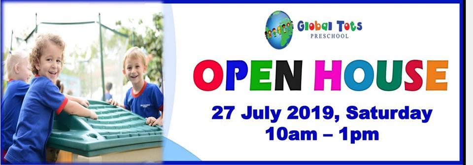 Global Tots Preschool Open House