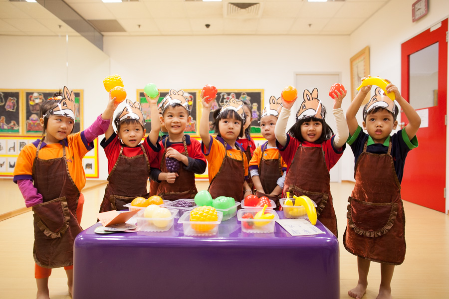 Growing Up Gifted Preschool Open House @ Tampines | Thomson