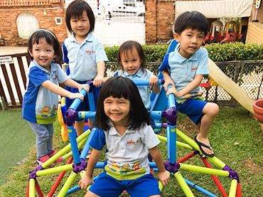 School Tour of Gummi Smart Kids