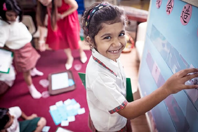 Early Years education cultivates a joy of learning in children from a young age and has proven to have a positive impact on lifelong education. Inquiry-based learning complements a child's innate curiosity and helps them develop confidence in their abilities by creating the best possible learning opportunities.