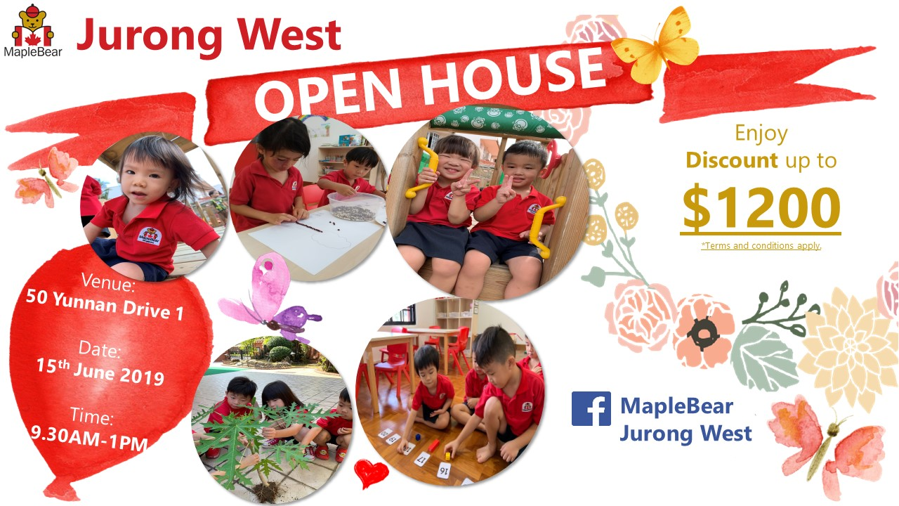 Maplebear Open House @ Jurong West