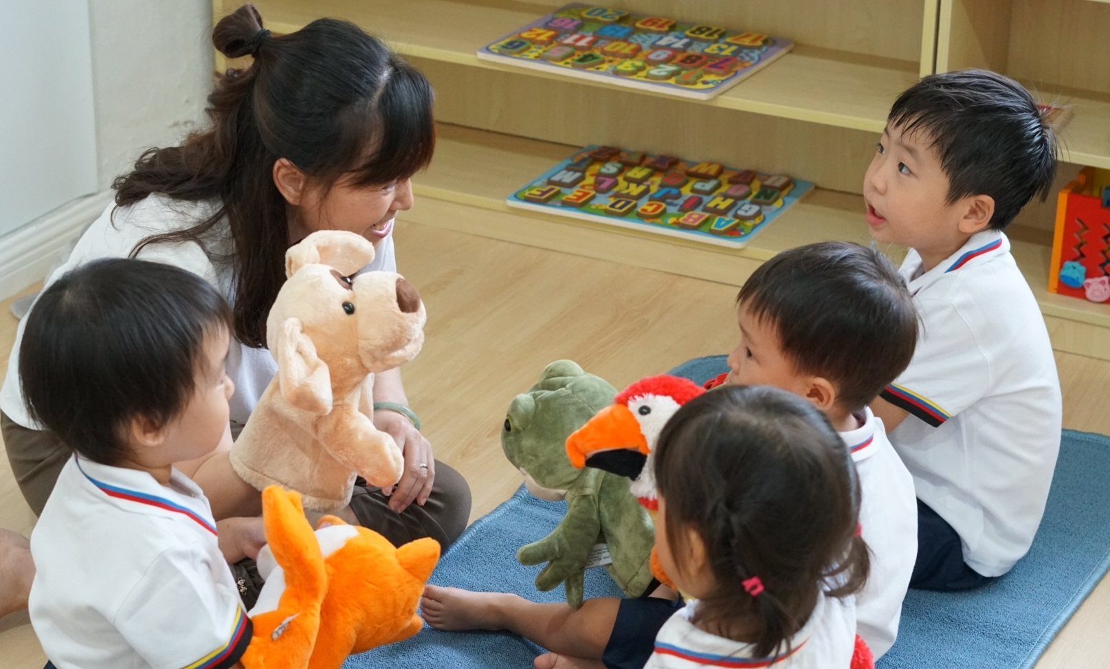 School Tour: Mondrian International Schoolhouse @ Bishan