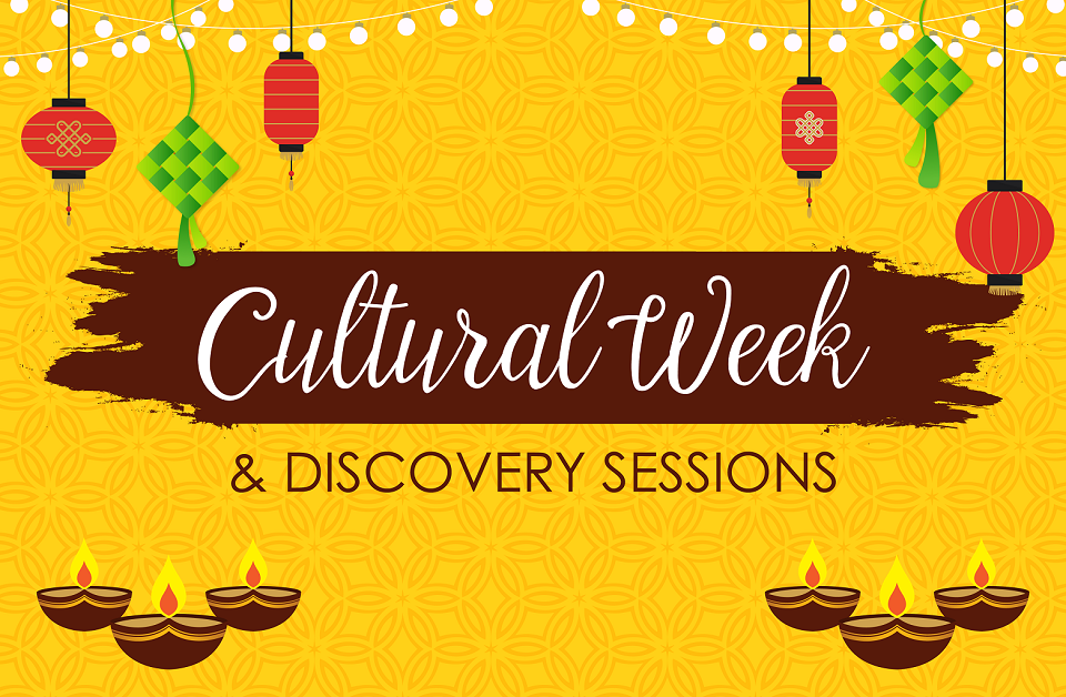 Mulberry Learning: Cultural Week and Discovery Sessions