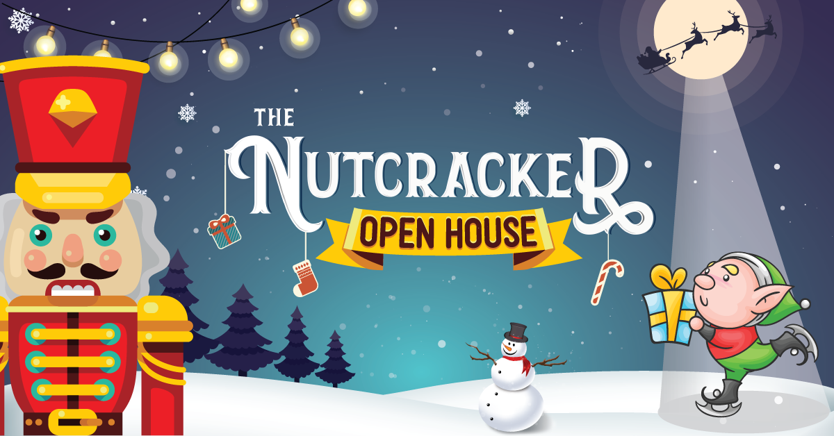 Mulberry Learning, The Nutcracker Open House