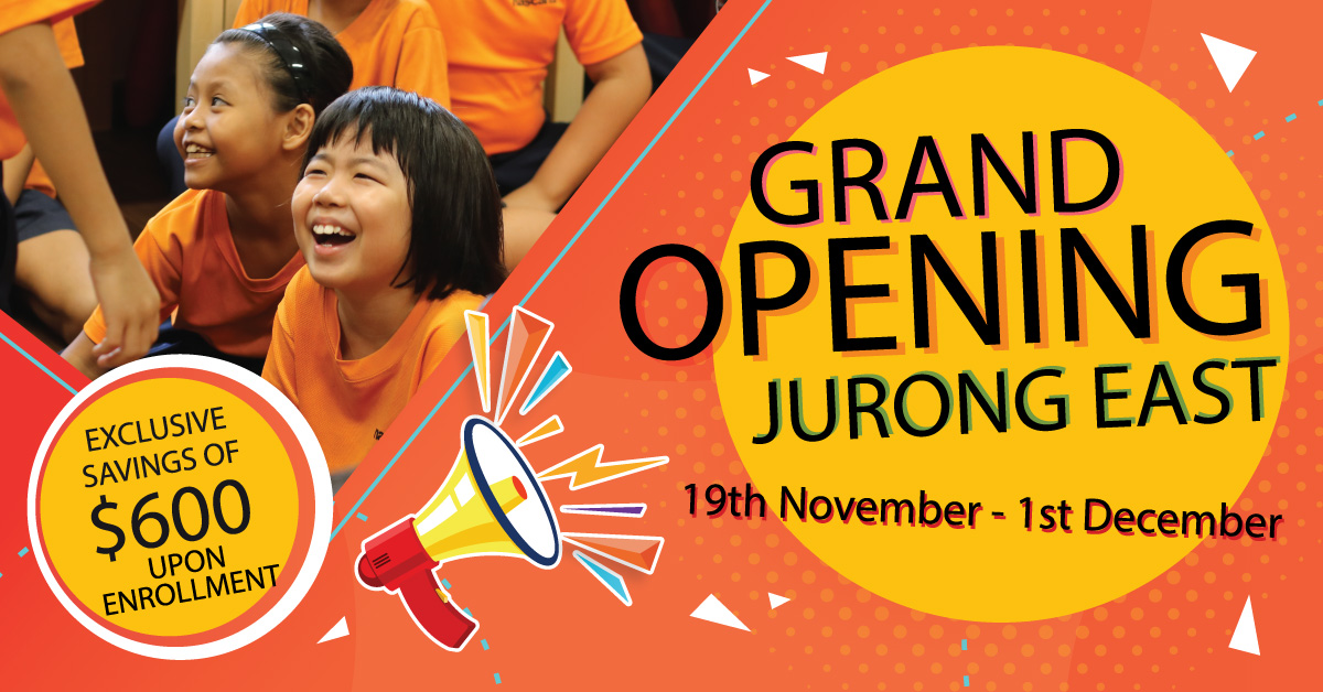 Nascans Student Care Open House at Jurong East