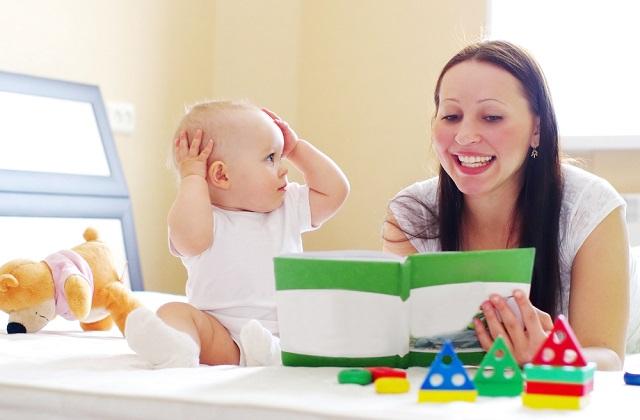 宝宝成长指标:第九个月/