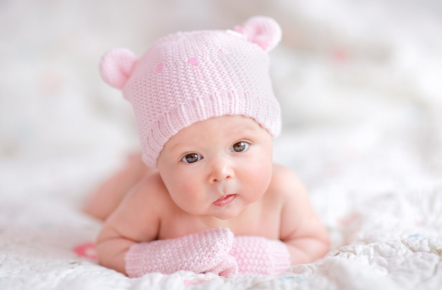 宝宝成长指标:第七个月/