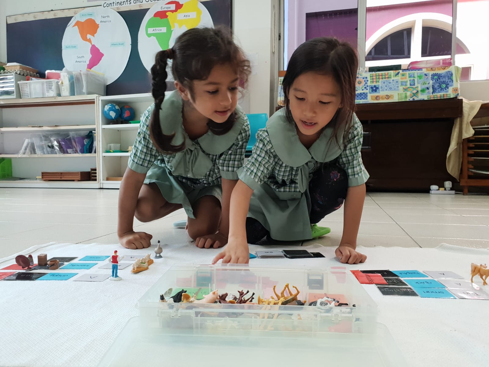 Pearlbank Montessori kindergarten