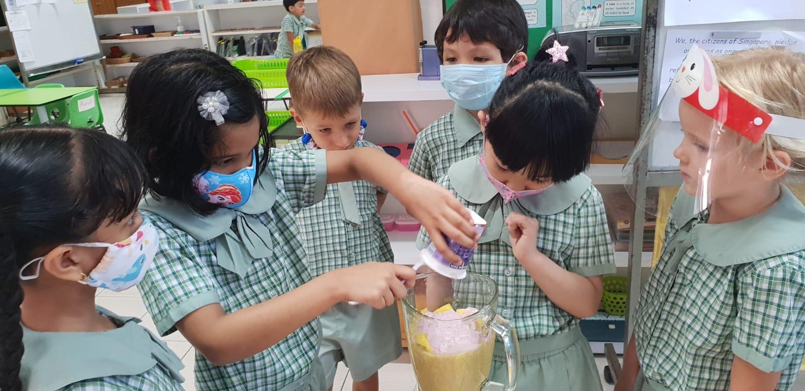 Sunflower Presechool @ Sembawang