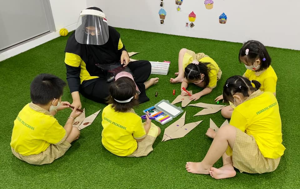 School Tour of Primrose Preschool