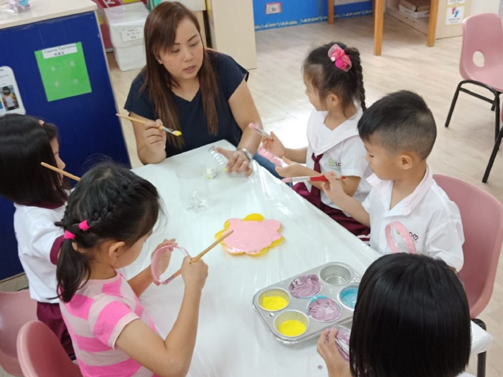 SDM Child Care Centres