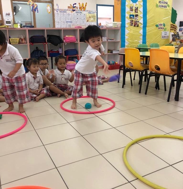 School Tour: SMI Berriis Jurong West