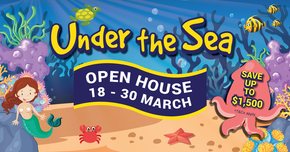 Mulberry Learning - Under The Sea Open House